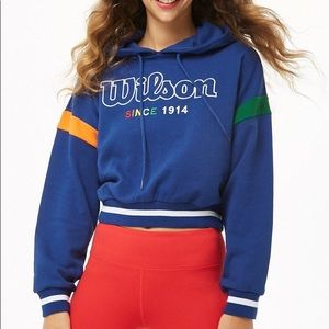 Wilson x Forever 21 Pullover Hoodie